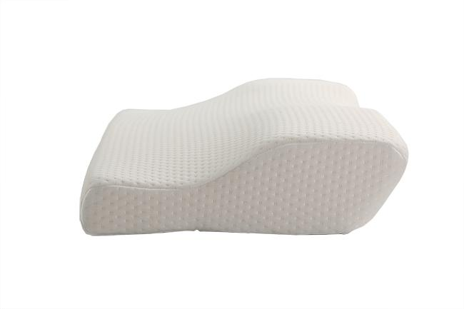 Bed Rest Hotel Ergonomic Butterfly Memory Foam Pillow Medical Care Removable cover