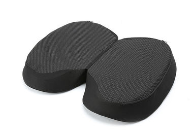 Flexible Anti Slip Ergonomic Memory Foam Seat Cushion Multifunctional For Travel